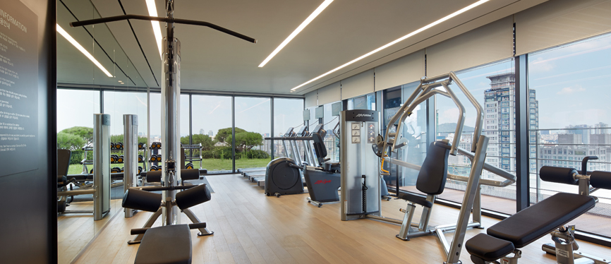 Fitness Center image