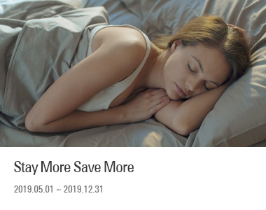 Stay More Save More