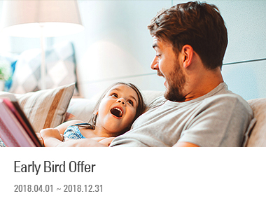 Ealry Bird Offer