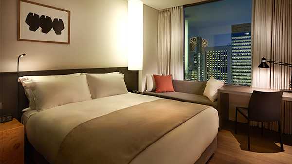 Stay ten nights at Shilla Stay and get one night free