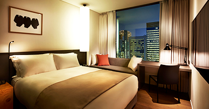 Shilla Stay and get one night free