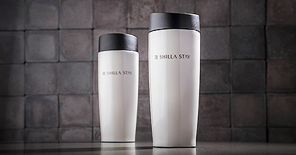One Shilla Stay tumbler